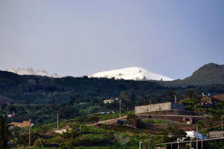 Pico Birigoyo - Schneeflocken