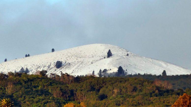 Schneeberg - Schneeflocken