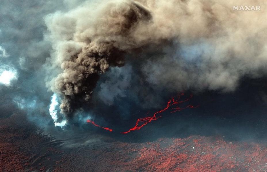 5. Vulkansonntag und die Beben werden stärker