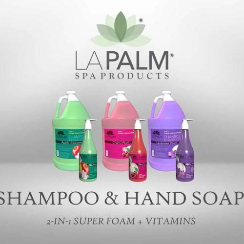 Shampoo and Hand Soap
