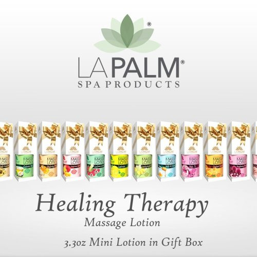 Healing Therapy Mini Lotion Gift