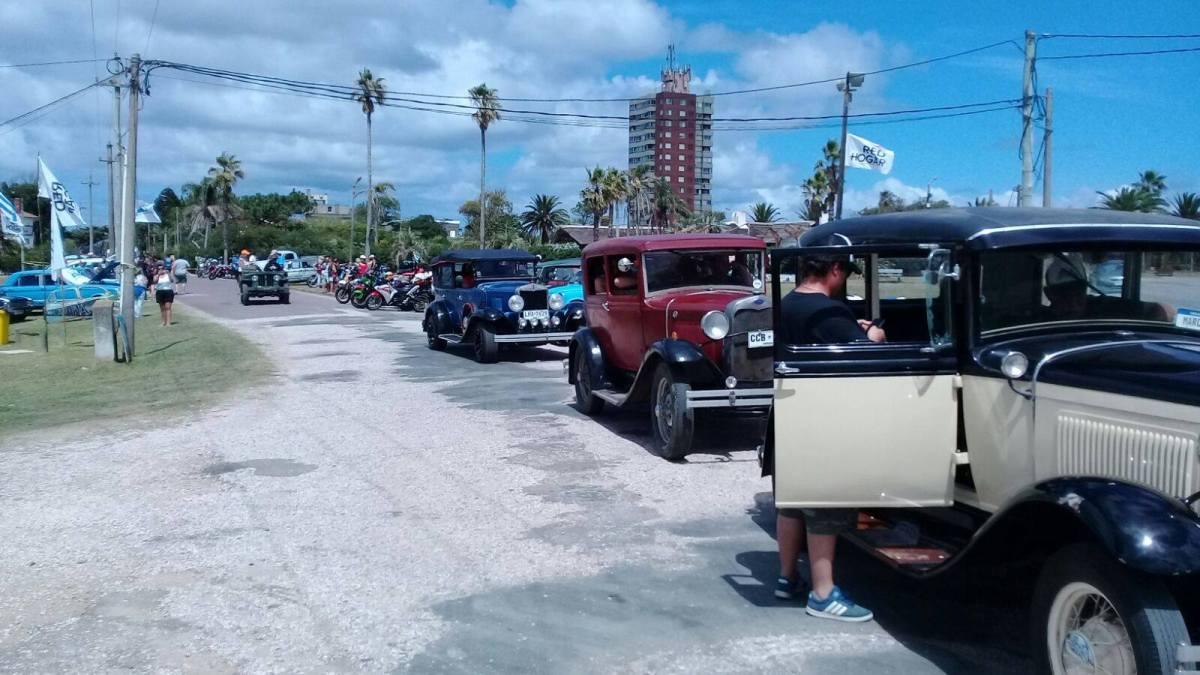 Mañana encuentro de autos y motos clásicos en La Paloma
