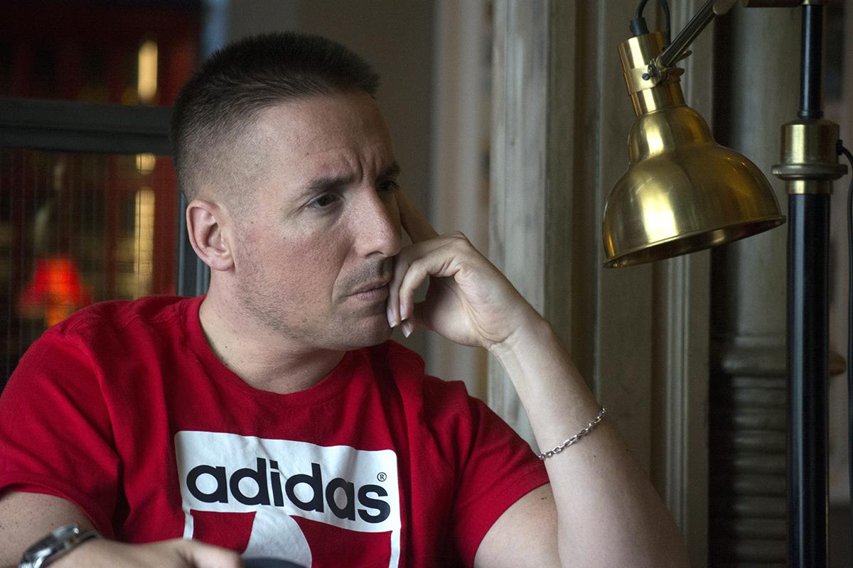 Entrevista: Rodrigo Romano volvió a relatar a la celeste y con él conversamos
