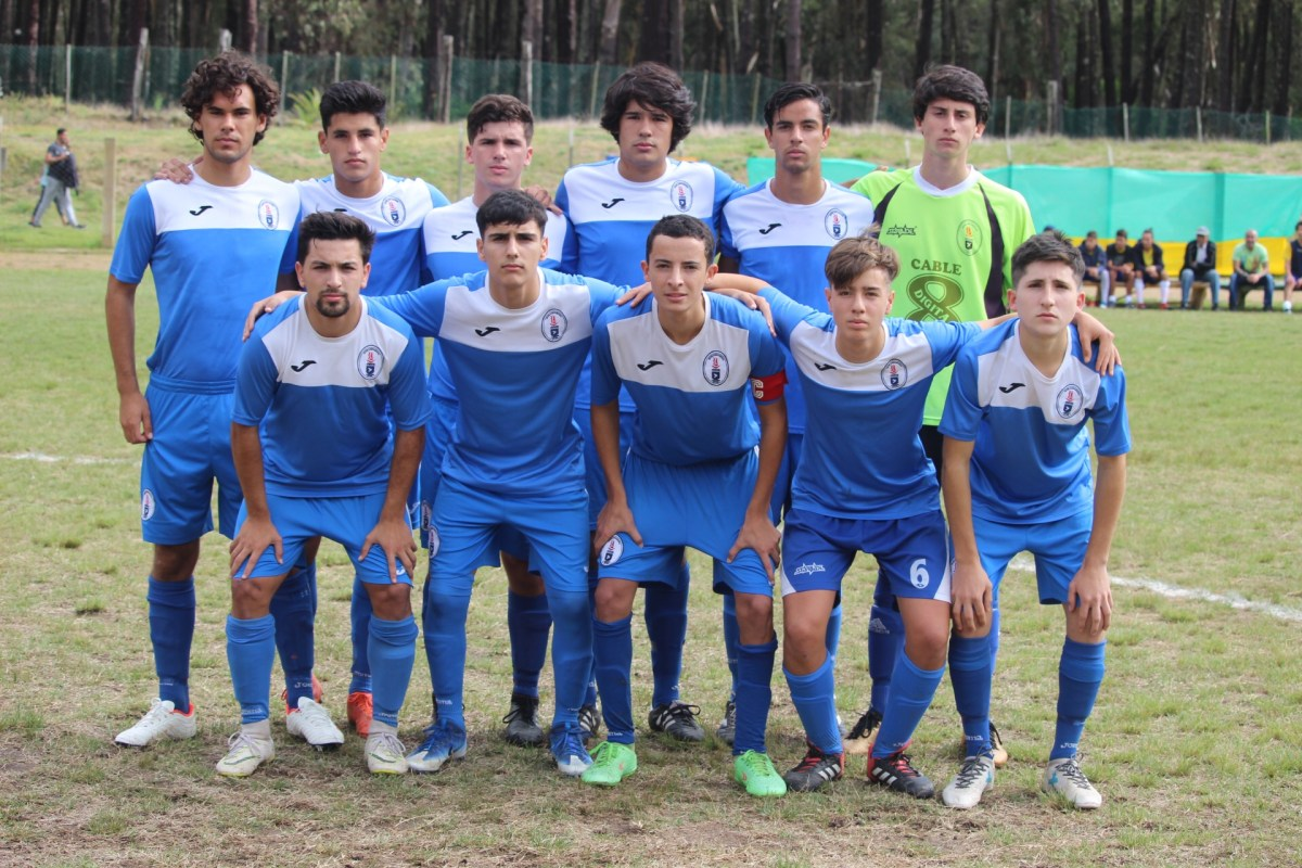 Fútbol juvenil: Deportivo La Paloma ganó en SUB20, no se presentó en SUB15