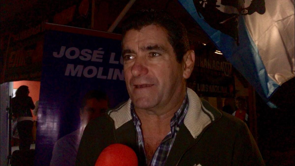 Se inauguró local partidario del sector de José Luis Molina en La Paloma