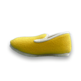 pantoufle-jaune