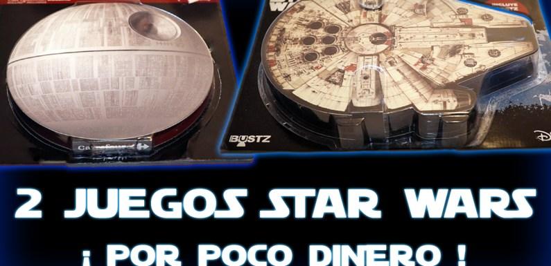 2 JUEGOS STAR WARS BARATOS