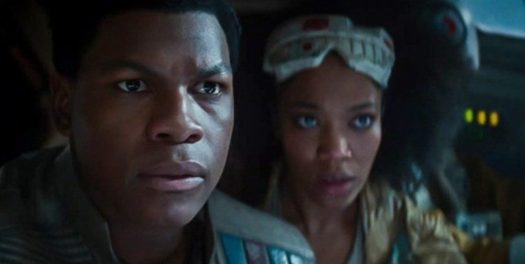 John Boyega ya ha superado 'Star Wars'