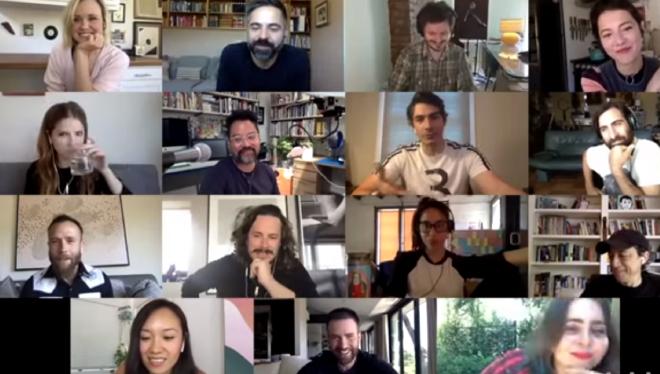El reparto de 'Scott Pilgrim contra el mundo' se reúne por su 10 aniversario