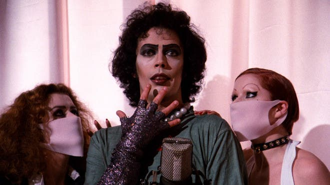 'The Rocky Horror Picture Show': 45 años en plan travesti