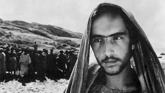 Muere Enrique Irazoqui, el Jesucristo de Pasolini en 'El evangelio según San Mateo'