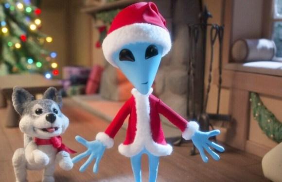 Tráiler de 'Alien Xmas', la animación que te recordará a 'Pesadilla antes de Navidad'