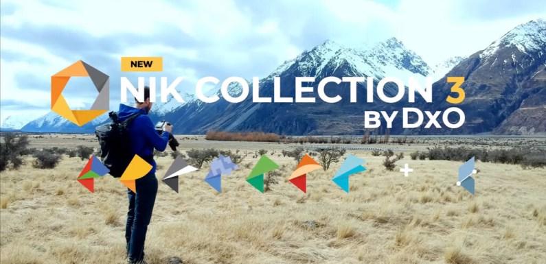 DxO Nik Collection 3.3 – 25th Anniversary: los filtros Nik Collection cumplen 25 años y lo celebran con 25 nuevos presets