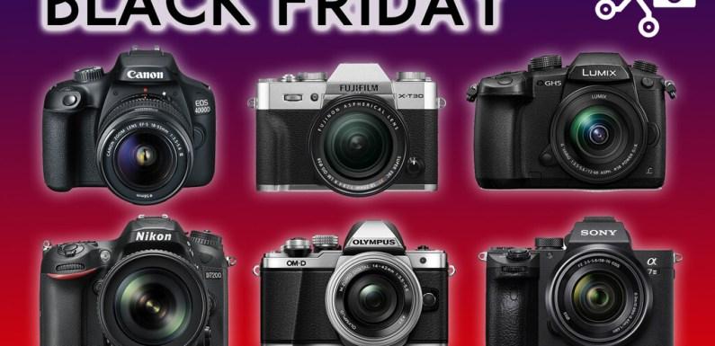 Black Friday 2020 de fotografía: las mejores ofertas en cámaras, objetivos y accesorios en un Cazando Gangas especial