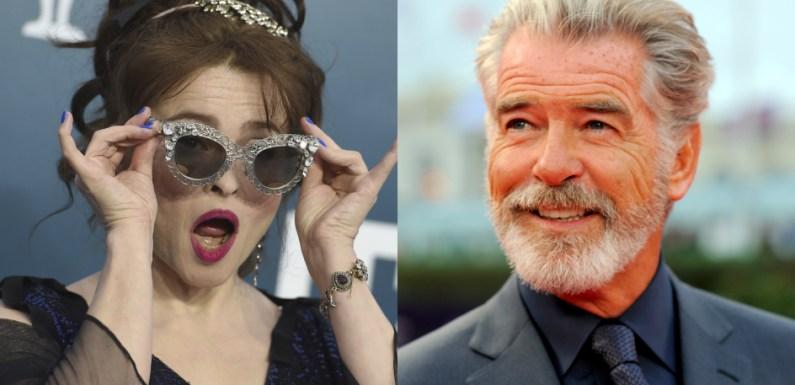 Helena Bonham Carter y Pierce Brosnan unidos por la comedia romántica 'Not Bloody Likely'