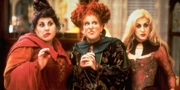 Así fue la reunión benéfica de 'El retorno de las brujas'