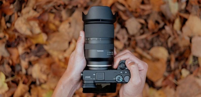 Tamron 17-70mm F/2.8 Di III-A VC RXD, primera óptica zoom ƒ2.8 del mundo para cámaras sin espejo APS-C Sony E