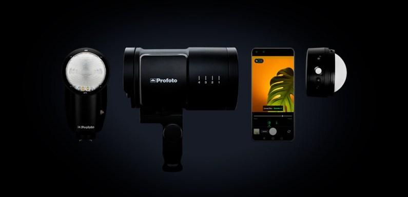 Profoto lanza una aplicación beta con nuevas funciones para controlar sus flashes con teléfonos Android