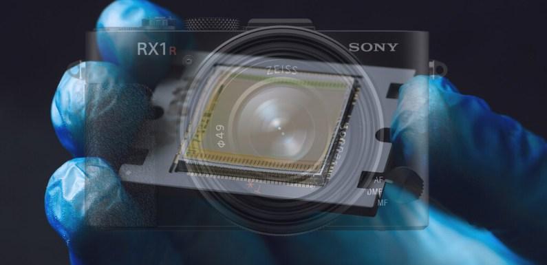 ¿Podría Sony anunciar mañana una RX1 que, por primera vez, llevara un sensor de imagen curvo?