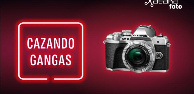 Olympus E‑M10 Mark III, Canon EOS M50, Sony A7 II y más cámaras, objetivos y accesorios en oferta en el Cazando Gangas