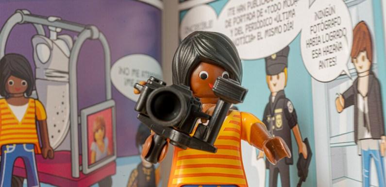 El mundo de los Playmobil y la fotografía