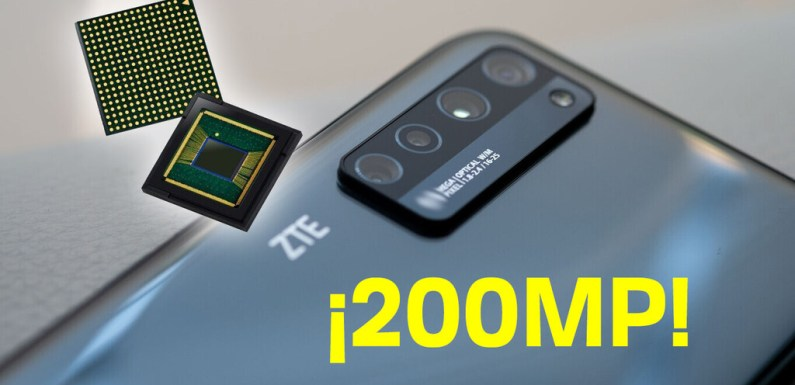 ZTE Axon 30 5G Pro: una filtración asegura que el móvil tendrá una cámara 200 Mpíxeles (cuatro veces la resolución de la Sony A1 y el doble que la Fujifilm GFX100S)