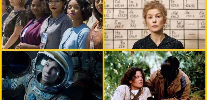 6 películas perfectas para despertar vocaciones científicas en las niñas
