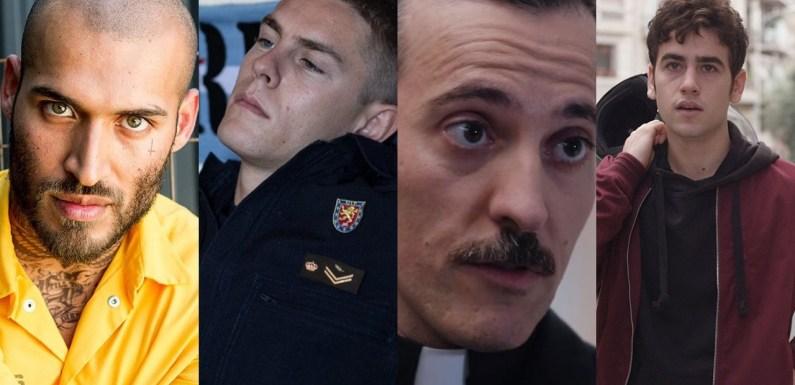'Bajocero': Dónde has visto antes a los actores del 'thriller' de Netflix