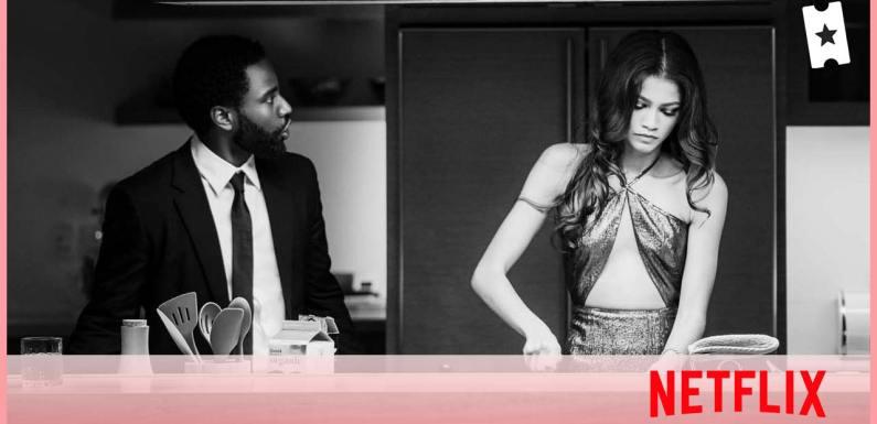 'Malcolm & Marie' (Netflix): John David Washington no entiende el revuelo por la diferencia de edad con Zendaya
