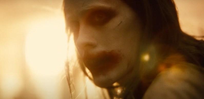 'La Liga de la Justicia de Zack Snyder' (HBO): Batman se encuentra con El Joker en el nuevo tráiler