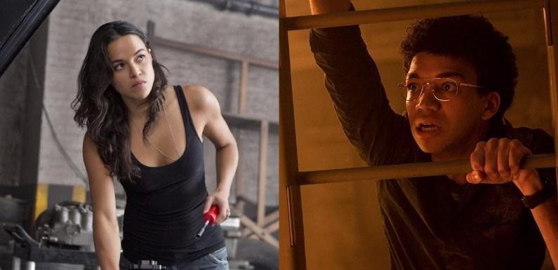 'Dragones y mazmorras': Michelle Rodriguez y Justice Smith se unen a Chris Pine en la película