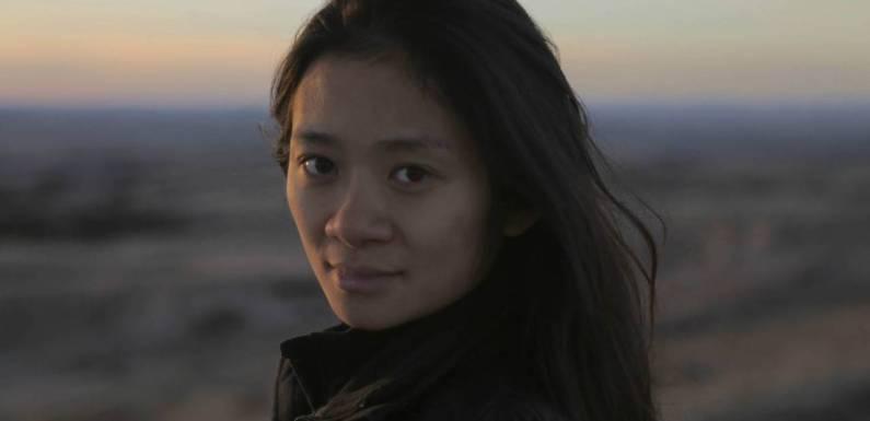 Quién es Chloe Zhao, la segunda directora en recibir un Globo de Oro en 78 años