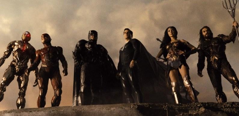 'La Liga de la Justicia de Zack Snyder' se filtra en HBO Max