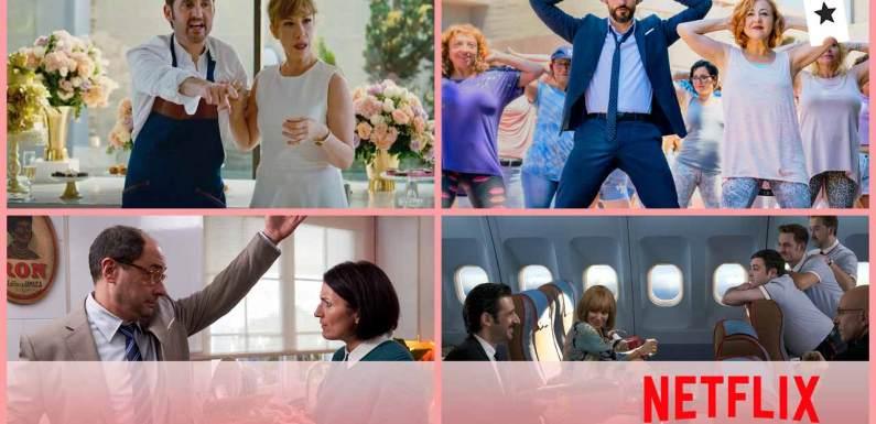 'Ni de coña' y otras 5 comedias españolas para ver en Netflix (ahora)