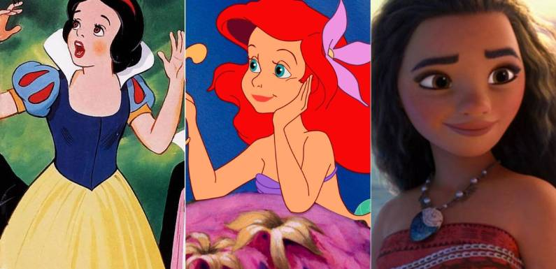 De Blancanieves a Raya: Repasamos la historia de Disney a través de sus 60 películas