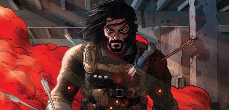 Keanu Reeves protagonizará 'BRZRKR', la película de Netflix basada en su cómic