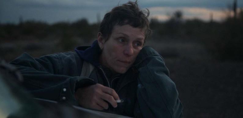 Primicia: ¿por qué Fern y su furgoneta siguen emocionando a Frances McDormand en 'Nomadland'?