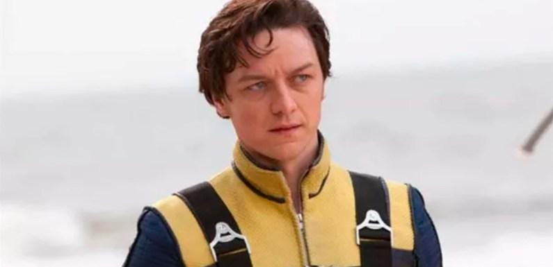 Descubre el secreto de James McAvoy en el rodaje de 'X-Men: Primera generación' que perturbó a todo el equipo