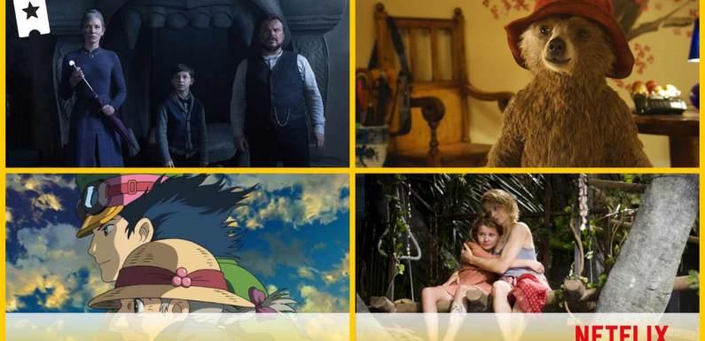 5 películas de niños basadas en novelas que puedes ver en Netflix para celebrar el Día del Libro