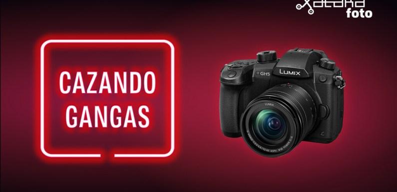 Panasonic Lumix GH5, Nikon Z50, Samsung Galaxy S21 Plus 5G y más cámaras, móviles, ópticas y accesorios en oferta en el Cazando Gangas