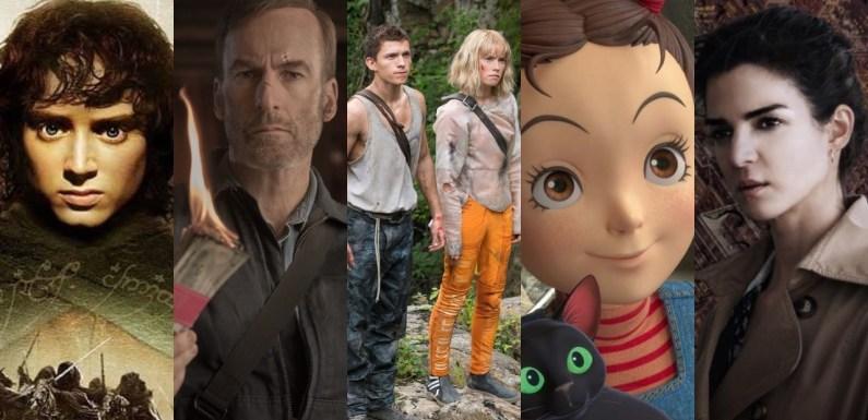 'El Señor de los Anillos', 'Nadie', 'Chaos Walking' y 'Earwig y la bruja'; entre los estrenos destacados de cine de este fin de semana