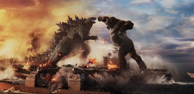 'Godzilla vs Kong' se inspiró en Terminator para crear a Mechagodzilla