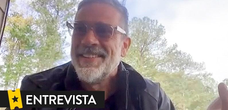 Jeffrey Dean Morgan: «Debería haberme mudado a Madrid durante la situación con la Covid»