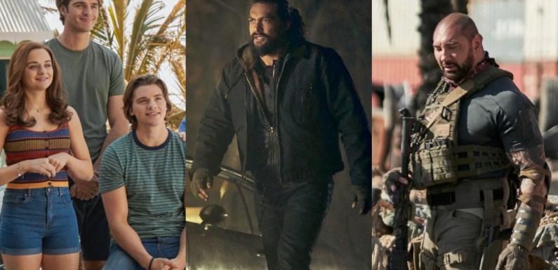 Netflix avanza sus estrenos del verano: 'Mi primer beso 3', 'Sweet Girl', 'Ejército de los muertos' y más