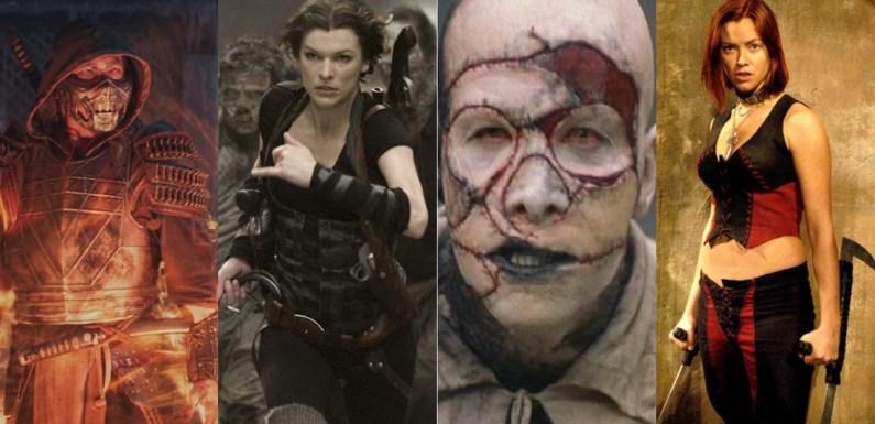 'Mortal Kombat' y otras 7 adaptaciones de videojuegos que se ganaron una calificación R