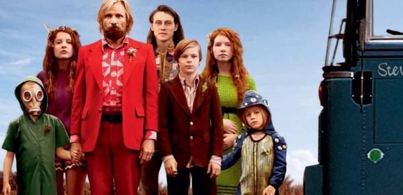 Sin azúcar, ni tecnología y sobreviviendo en la naturaleza: Así se transformaron los actores de 'Captain Fantastic'