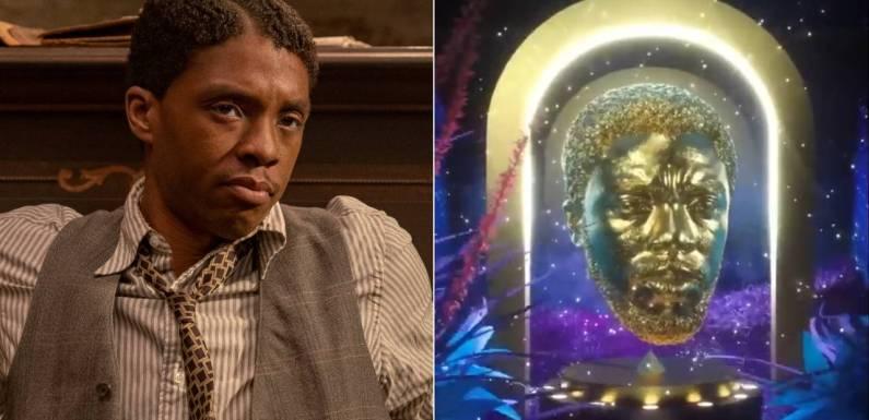 Chadwick Boseman no ha ganado, pero ha estado muy presente en los Oscar 2021