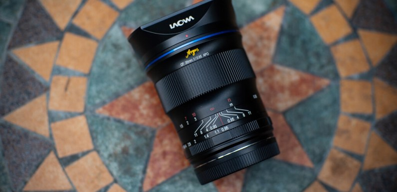 Laowa Argus 33mm F0.95 CF APO, nueva óptica fija, manual y ultraluminosa para mirrorless Canon RF, Fuji X, Nikon Z y Sony E
