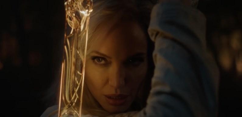 Marvel revela el primer vistazo a 'Eternals' y los títulos de 'Capitana Marvel 2' y 'Black Panther 2'