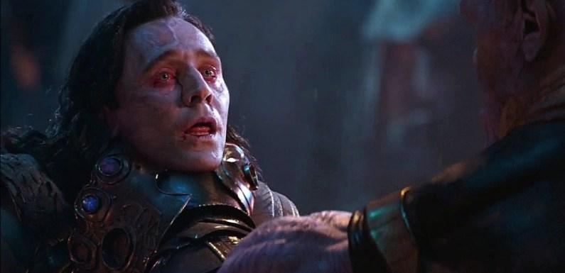 'Vengadores: Infinity War': Tom Hiddleston revela los «conmovedores» pensamientos de Loki antes de su muerte